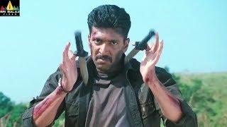 Ranadheera Movie Climax Fight Scene | Jayam Ravi | Sri Balaji Video