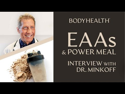 Essential Amino Acids - Interview with Dr. David Minkoff and Chris Alexander, BodyHealth