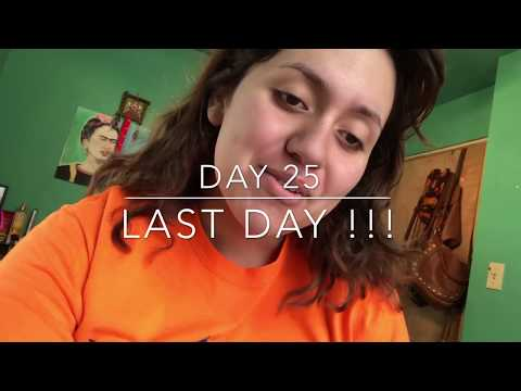 25 DAY WATER FAST RESULTS | I lost 30 POUNDS in 25 DAYS VLOG