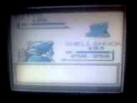 pokemon blue ditto glitch wild charmander