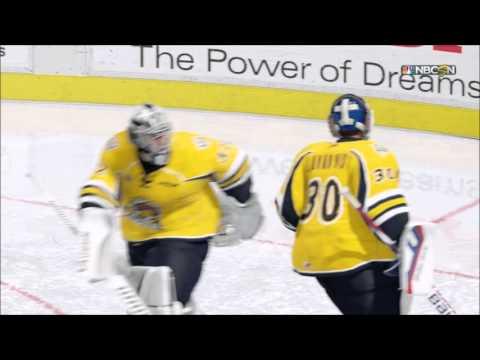 Goalie Change The Ice Tilt Killer?? - NHL 16 HUT