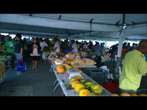 Farmers Market Chaguanas Trinidad - Taste of the Town