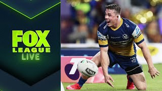Reed Mahoney dreams to play for the Maroons | Fox League Live