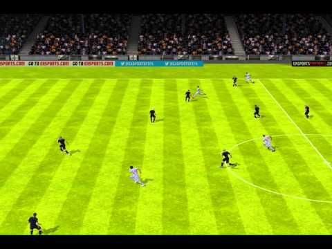 FIFA 13 iPhone/iPad - Harvesters fc vs. Bristol Rovers