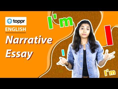 Class 8 English : Essay | Narrative Essay (CBSE, NCERT)
