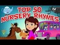 Top 50 Hit Songs Collection Of Animated Nursery Rhymes For K