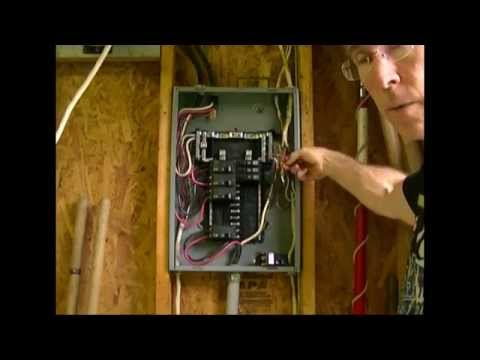 How To Add A Circuit To A Load Center (Breaker Box)