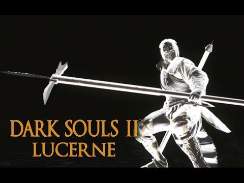 Dark Souls 2 Lucerne Tutorial (dual wielding w/ power stance)