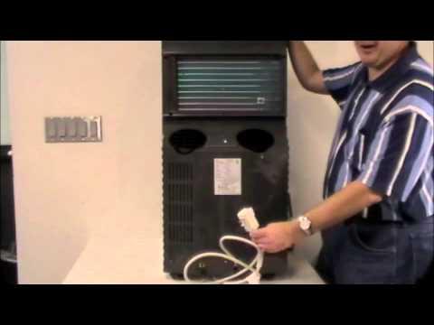 EdgeStar - AP14001HS Portable Air Conditioner with Heater