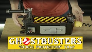 Ghostbusters Surge Protector Trap Shanks Fx Pbs Digital Studios