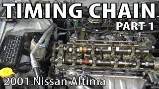 Nissan KA24E Oil Pump Install (2018) - PakVim net HD Vdieos Portal