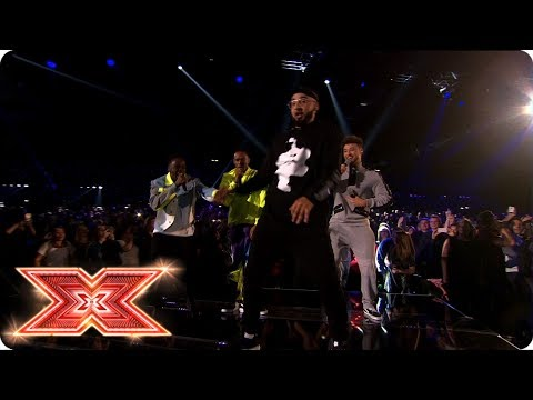 Rak-Su wrap it up at The X Factor Final! | Final | The X Factor 2017