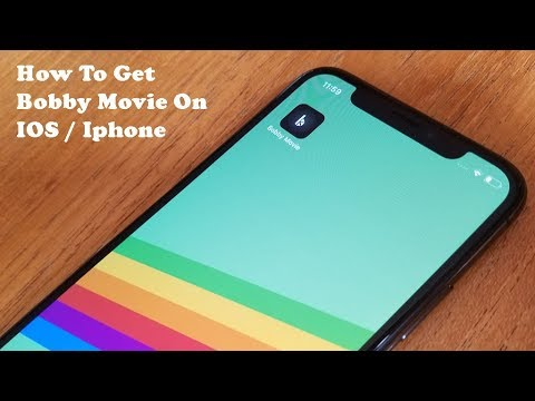 How To Get Bobby Movie On Iphone 8 / Iphone X / 8 Plus 11 - 11.2.5 No Jailbreak