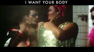 Queen - Body Language (Official Lyric Video)