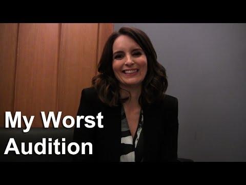 My Worst Audition: Tina Fey