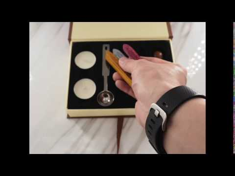 What's in the Wax Seal Stamp Set?