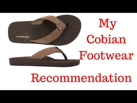 Cobian Footwear - Floater Recommendation