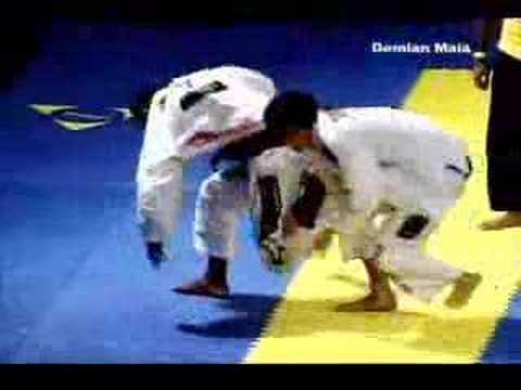 Série Monstros do Jiu-Jitsu - DEMIAN MAIA #01