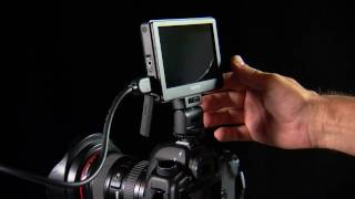 Sony CML V55 LCD monitor for DSLR