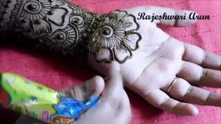 eid special bridal henna mehndi designs for hands || mehndi designs for beginners