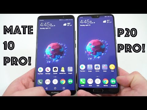 Huawei P20 Pro vs Mate 10 Pro: Differences That Matter!