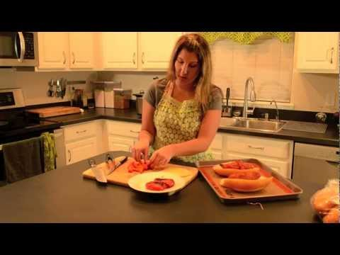 Slow Cooker Spicy Italian Sausage Subs with Fire-Roasted Tomato Sauce