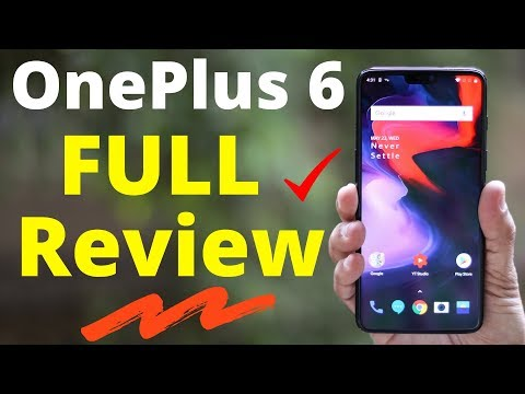 ONEPLUS 6 - FULL UNBOXING & REVIEW - Camera Test, Performance Gaming, Display, Price, Build Quality