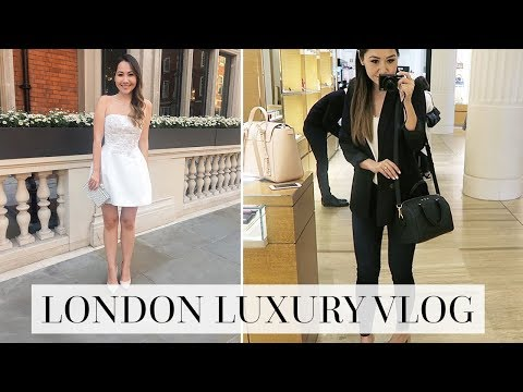 MY BRIDAL SHOWER & LOUIS VUITTON SHOPPING