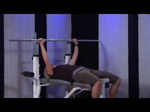 Bench Press Correctly to Build Pecs & Chest Muscle