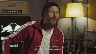 Red Bull Studio Mobile Presents: Jovanotti e Baldini (trailer)