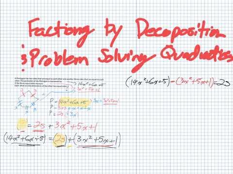 Simplifying Polynomials Problem Solving (Grade 11 University)