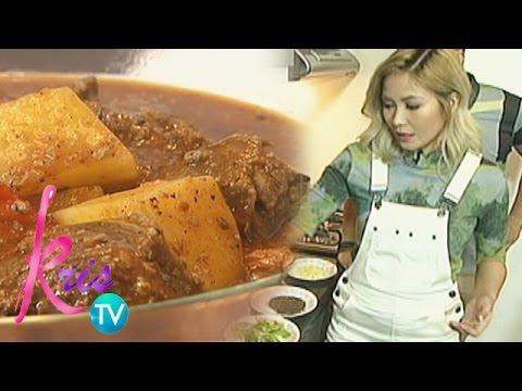 Kris TV: Yeng's Beef Caldereta