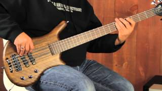 Warwick German Made Pro Series Thumb Bolt On Bass Demo 4 & 5 String