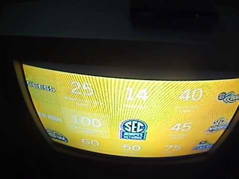 ESPN SEC Network Before The Network Launch Video 2