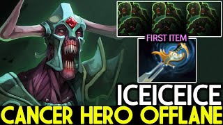 ICEICEICE [Undying] New Cancer Hero Offlane with Echo Sabre Dota 2