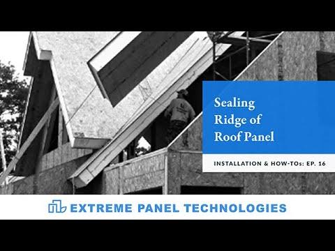 Episode: 16- Sealing Ridge Of Roof Panel
