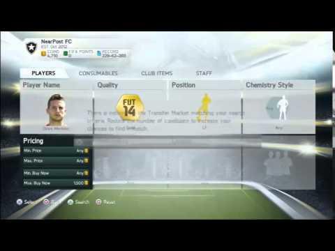 Fifa 14    Trading Method #1
