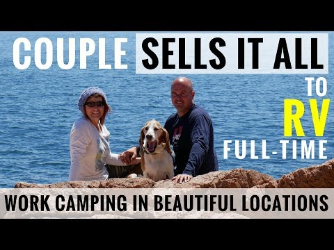 Wisers Sold House and Bought RV | Full Time RV Living Tour | Work Camping Lifestyle