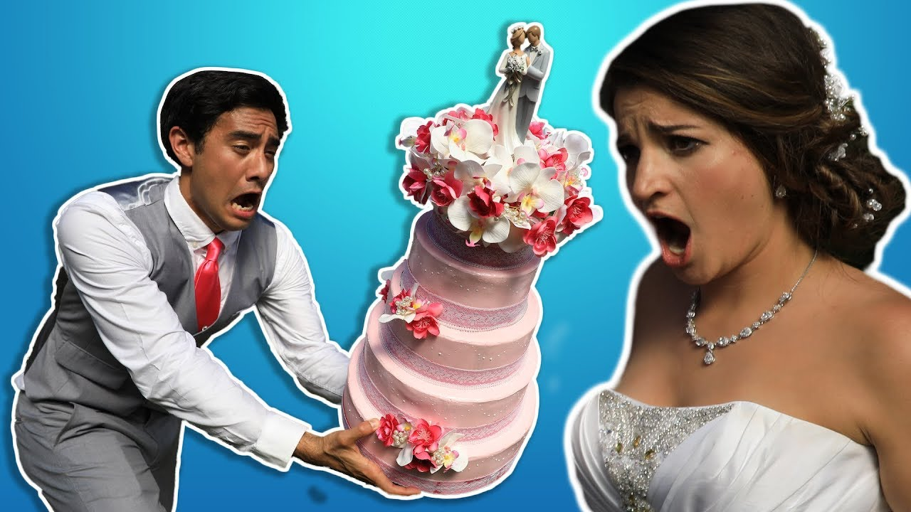Beware of the BRIDEZILLA! - Magic at Weddings w/ Zach King