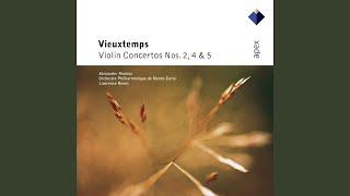 Vieuxtemps  Violin Concerto No4 In D Minor Op31  I Andante