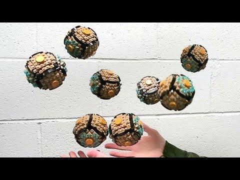 LEGO Zenyatta's Orbs of Destruction - Overwatch