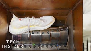 How Adidas Turns Plastic Bottles Into Shoes