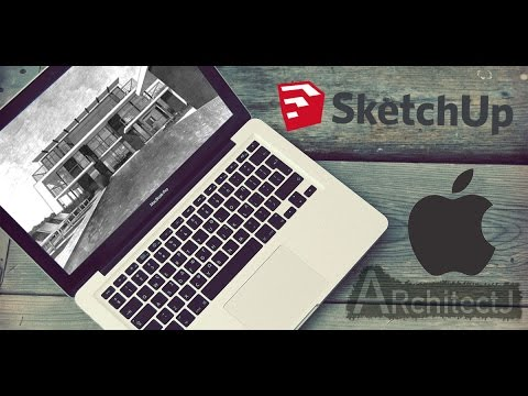 How to install/download Sketchup 2016 on mac OS X | By ArchitectJ (Tutorial)