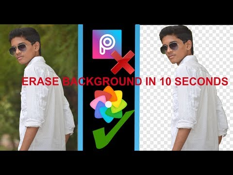 Erase Background in 10 Seconds | New app Toolwiz better than Picsart | SPR Edits.|