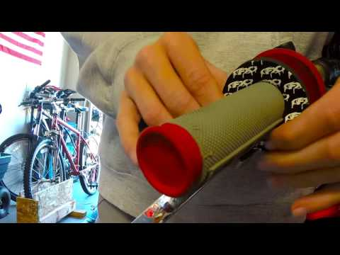 How to install Motocross Donuts to Your Grips