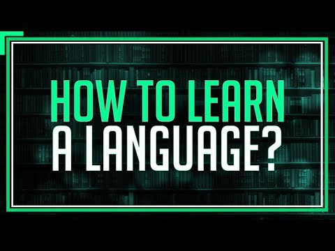 How to Learn a Language | Reading Is the Key to Mastery