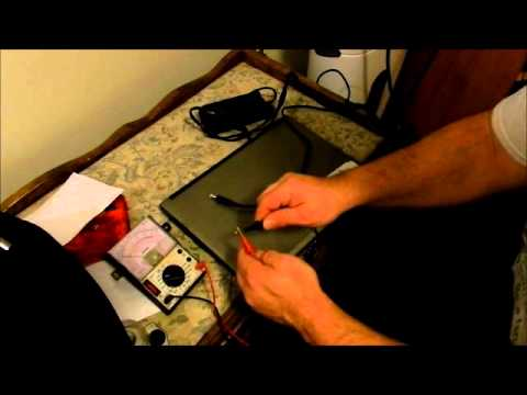 Testing your Laptop Power Supply