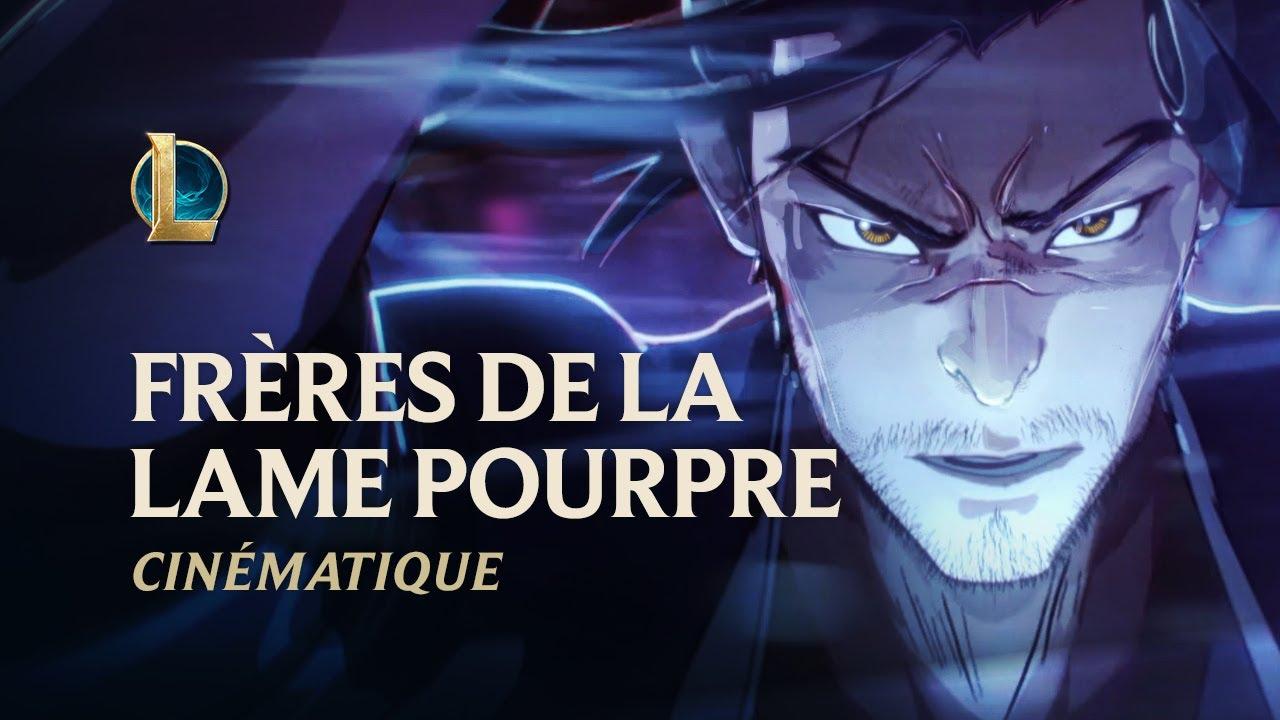 Frères de la Lame pourpre | Cinématique de la Fleur spirituelle 2020 - League of Legends