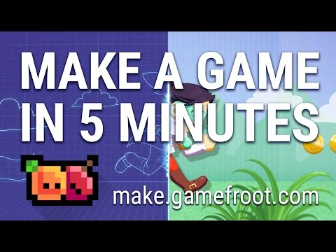 Make a game in 5 minutes