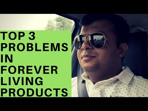 Top 3 problems in Forever Living Products Network Marketing Company (In Hindi)